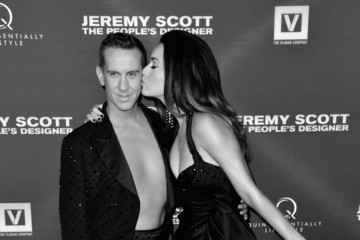 Katy Perry Jeremy Scott Premiere of the Vladar Company's 'Jeremy Scott: The People's Designer' - Arrivals