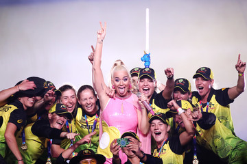 Katy Perry APAC Sports Pictures of the Week - 2020, March 9