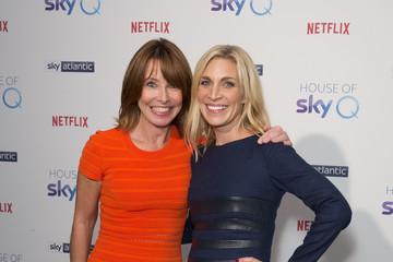 Kay Burley 'House Of Sky Q' Launch - Photocall