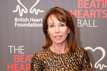 Kay Burley British Heart Foundation's The Beating Hearts Ball - Red Carpet Arrivals