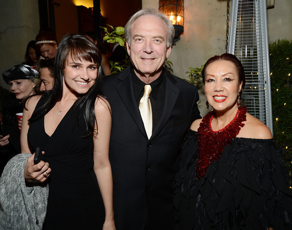 Sue Wong Fall 2013 Great Gatsby Collection Unveiling And Birthday Celebration