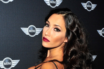 Kea Ho Stars at the MINI Hardtop Unveiling Event