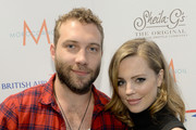 Actors Jai Courtney (L) and Melissa George attend the Variety Studio presented by Moroccanoil at Holt Renfrew during the 2013 Toronto International Film Festivalon September 10, 2013 in Toronto, Canada.