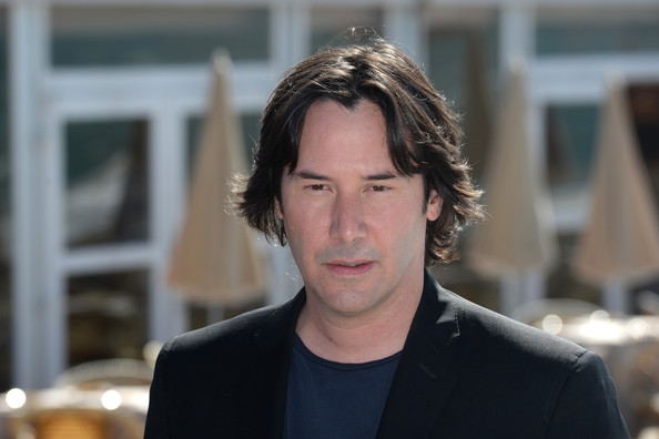 Keanu Reeves Director and actor Keanu Reeves attends the photocall for