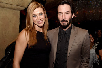 """Keanu Reeves Screening Of Lionsgate Films' """"John Wick"""" - After Party"""