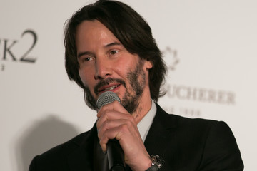 Keanu Reeves 'John Wick: Chapter 2' Japan Premiere