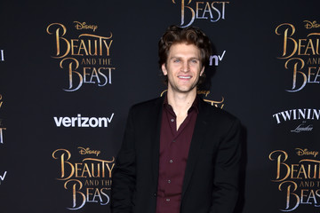 Keegan Allen Premiere Of Disney's 'Beauty And The Beast' - Arrivals