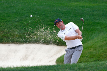 Keegan Bradley The Memorial Tournament Presented By Nationwide - Round Two