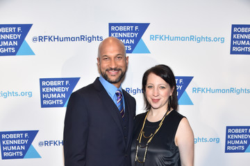 Keegan-Michael Key RFK Human Rights' Ripple of Hope Awards Honoring VP Joe Biden, Howard Schultz & Scott Minerd in New York City - Arrivals