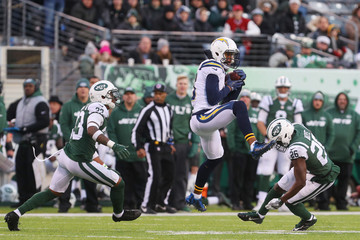Keenan Allen Los Angeles Chargers v New York Jets