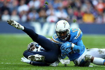 Keenan Allen Tennessee Titans vs. Los Angeles Chargers