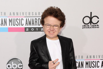 Keenan Cahill The 40th American Music Awards - Arrivals