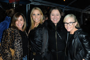 (L-R) Melissa Rivers, Cheryl Hines, Camryn Manheim and Rachael Harris attend Keep It Clean Live Comedy To Benefit Waterkeeper Alliance on February 21, 2019 in Los Angeles, California.
