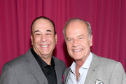 (L-R) Jon Taffer and Kelsey Grammer attend the 24th annual Keep Memory Alive 'Power of Love Gala' benefit for the Cleveland Clinic Lou Ruvo Center for Brain Health at MGM Grand Garden Arena on March 07, 2020 in Las Vegas, Nevada.