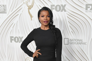 Keesha Sharp FOX Broadcasting Company, Twentieth Century Fox Television, FX and National Geographic 69th Primetime Emmy Awards After Party - Arrivals