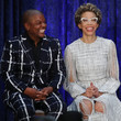 Kehinde Wiley Barack And Michelle Obama Attend Portrait Unveiling At Nat'l Portrait Gallery
