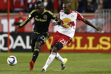 Kei Kamara Columbus Crew SC v New York Red Bulls - Eastern Conference Finals - Leg 2