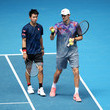 Kei Nishikori Player Practice Sessions In The Lead Up To 2021 Australian Open