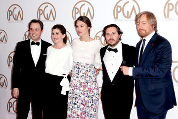 Keira Knightley Morten Tyldum 26th Annual Producers Guild Of America Awards - Arrivals