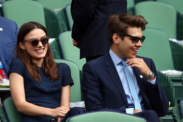 Keira Knightley Day Twelve: The Championships - Wimbledon 2014