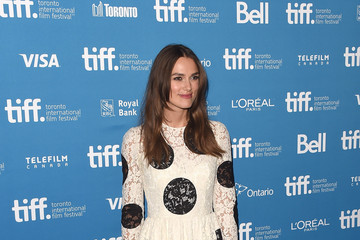 Keira Knightley 'The Imitation Game' Press Conference - 2014 Toronto International Film Festival