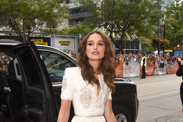 Keira Knightley 'The Imitation Game' Premiere - Arrivals - 2014 Toronto International Film Festival
