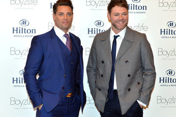 Keith Duffy Boyzlife Is Launched By Brian McFadden and Keith Duffy