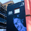 Keith Flint Mural Unveiled Of The Prodigy's Keith Flint For World Suicide Prevention Day 2021