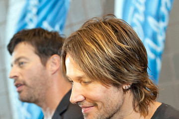 Keith Urban 'American Idol' Judges Arrive in New Orleans