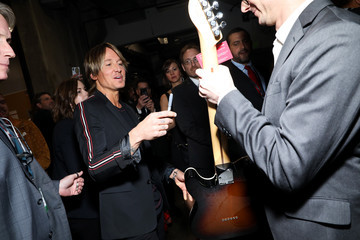 Keith Urban 62nd Annual GRAMMY Awards - GRAMMY Charities Signings Day 4
