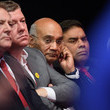 Keith Vaz Labour's Deputy Leader Tom Watson Addresses Party Conference
