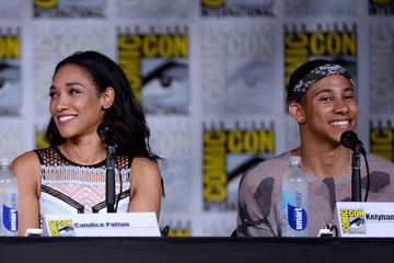 Keiynan Lonsdale Comic-Con International 2016 - 'The Flash' Special Video Presentation and Q&A