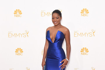 Keke Palmer Arrivals at the 66th Annual Primetime Emmy Awards — Part 2