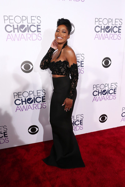 Keke Palmer Photos Photos - People's Choice Awards 2016 ...
