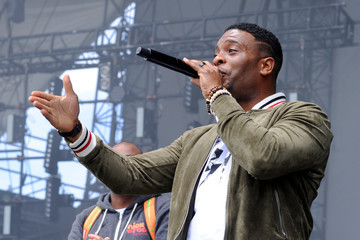 Kel Mitchell Nickelodeon's Second Annual SlimeFest At Huntington Bank Pavilion In Chicago - Show
