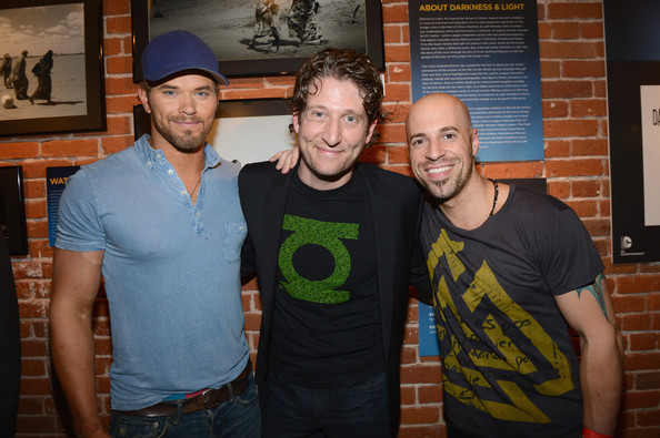 """DC Entertainment Hosts """"Darkness & Light"""" Party At San Diego Comic-Con International Benefitting We Can Be Heroes"""
