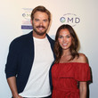 Kellan Lutz James Cameron Hosts Book Launch Party For Suzy Amis's New Book 'OMD'