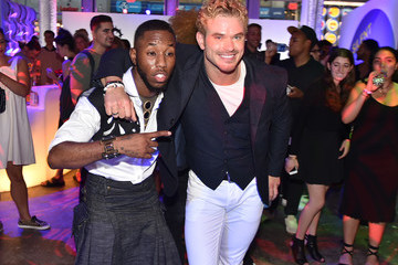 Kellan Lutz Opening Party and Celebration of LOVE: From Cave to Keyboard, Imagined by Pepsi