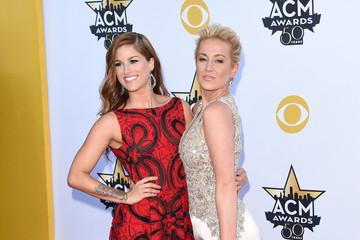 Kellie Pickler 50th Academy Of Country Music Awards - Arrivals