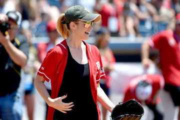 Kellie Pickler City of Hope Celebrity Softball Game - Game