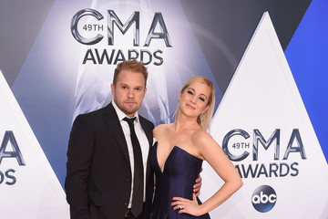 Kellie Pickler 49th Annual CMA Awards - Arrivals