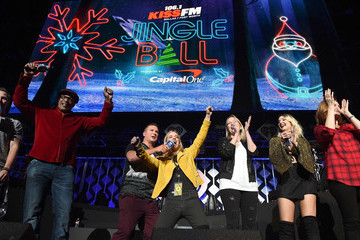 Kellie Rasberry 106.1 KISS FM's Jingle Ball 2017 - SHOW