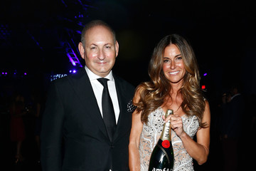 Kelly Bensimon Moet & Chandon Toasts To The amfAR Inspiration Gala In New York City