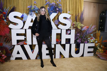 Kelly Bensimon L'Avenue At Saks Celebrates First Anniversary