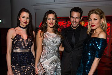Kelly Brook Eastern Seasons 2015 Gala Dinner