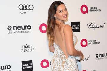 Kelly Brook Arrivals at the Elton John AIDS Foundation Oscars Viewing Party — Part 4