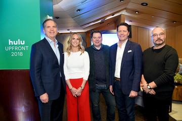 Kelly Campbell Hulu Upfront 2018 - Green Room