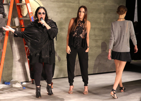 Kelly cutrone fashion week