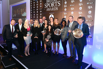 Kelly Gallagher The SJA British Sports Awards