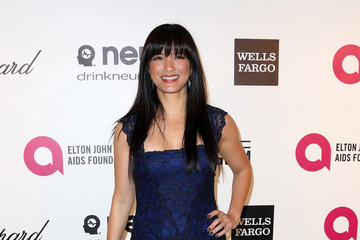 Kelly Hu Elton John AIDS Foundation Oscar Viewing Party — Part 6
